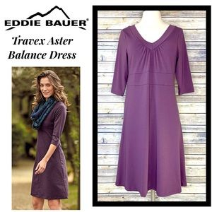 Just In! Eddie Bauer Travex Aster Balance Dress PL